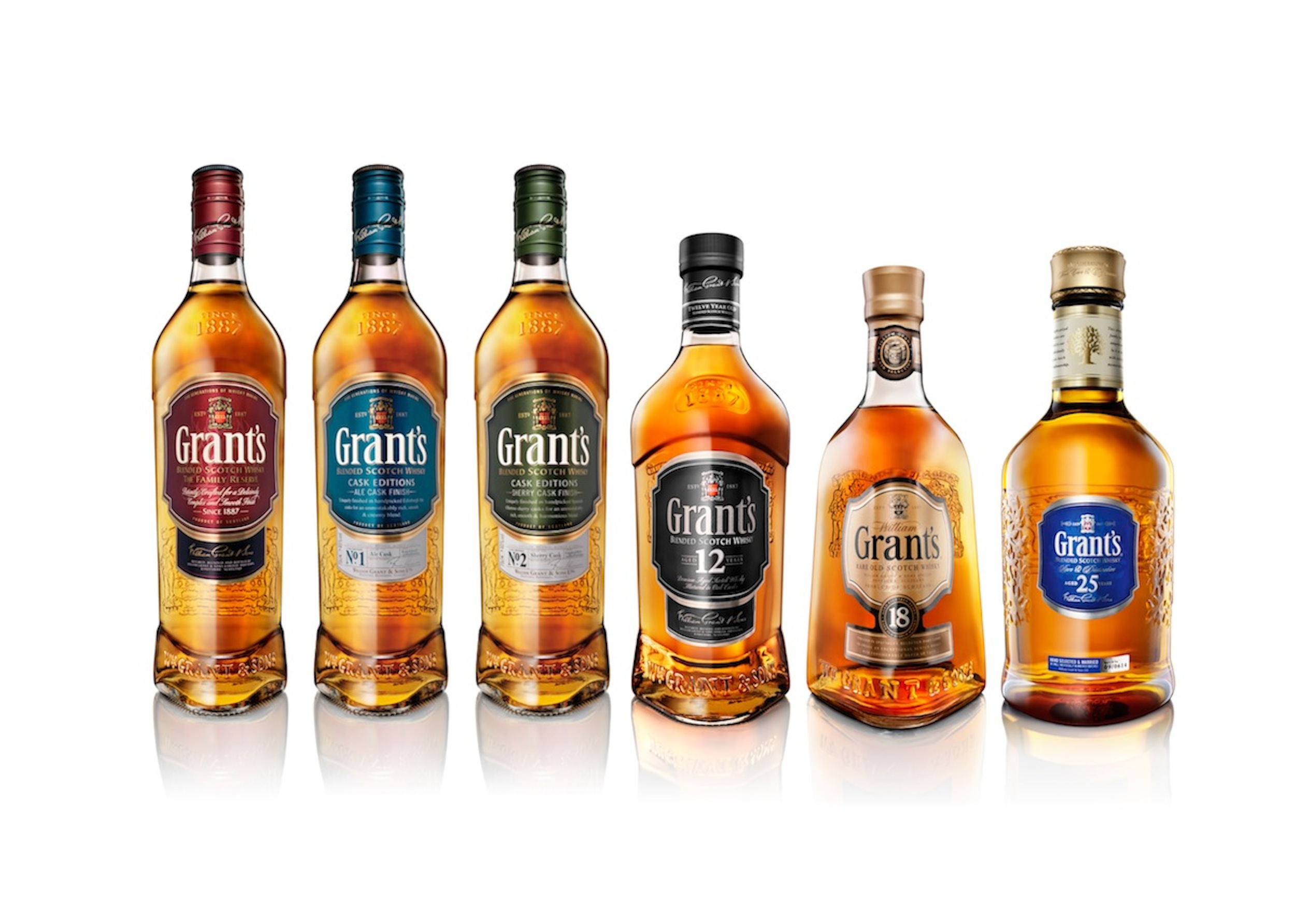 The story of scotch – a brief history of blending – The ... Best Bourbon Brands List