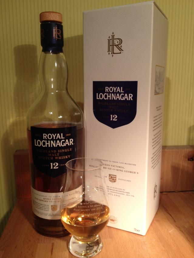 Royal Lochnagar 12