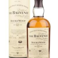 The Balvenie 12 Years Old Doublewood (40%, OB, +/-2017)