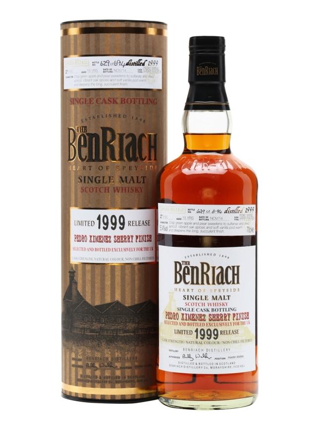 BenRiach15yo1999PX