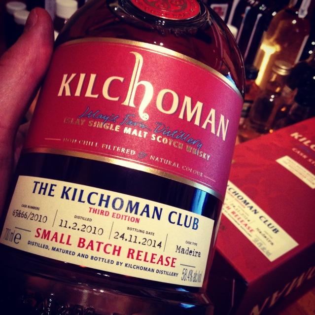 Kilchoman3rdRelease