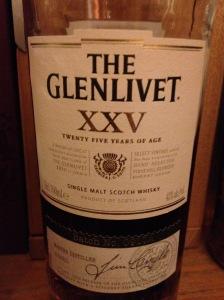 TheGlenlivetXXV