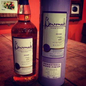 BenromachMonatrell1sted