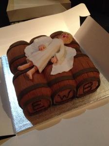 EWB cake