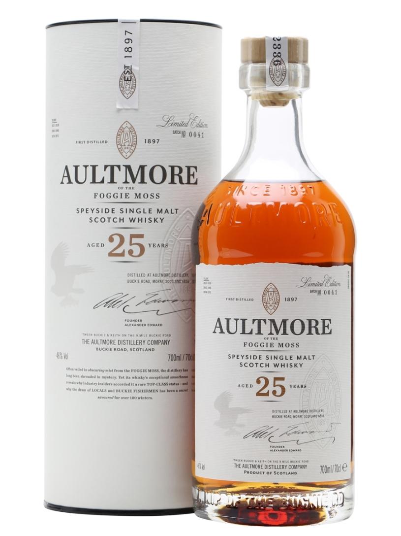 Aultmore 25 yo