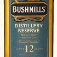 Bushmills 12 Years Old Distillery Reserve (40%, OB, +/-2015)