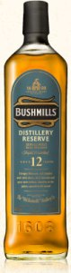 Bushmills 12 Years Old Distillery Reserve ~ 40% (Bushmills)
