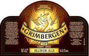 Grimbergen-Blonde