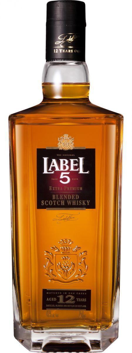 Label5 12 yo