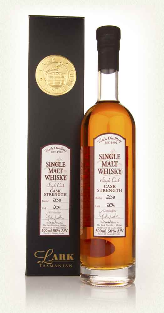 Lark Single Malt CS 2011