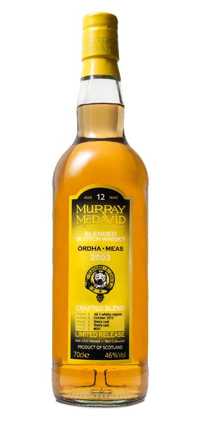Murray McDavid - Crafted Blend