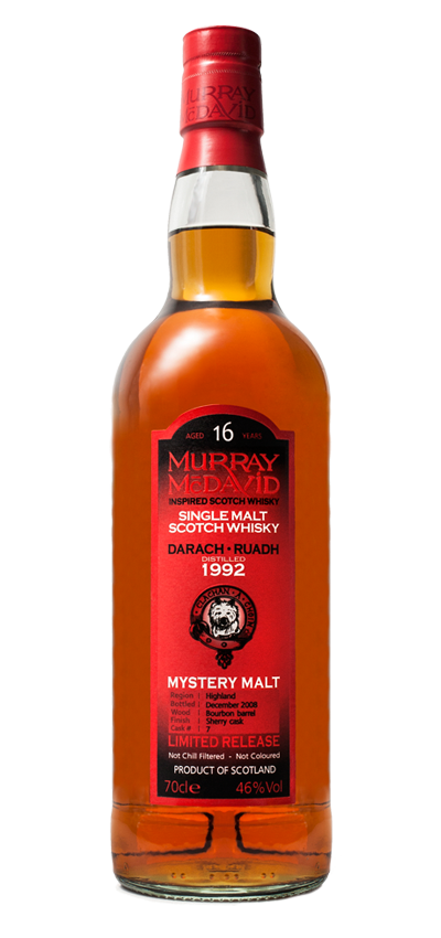 Murray McDavid Mystery Malt