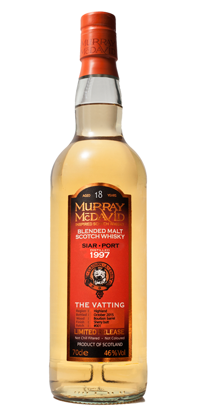 Murray McDavid - The Vatting - Westport 18yo 1997