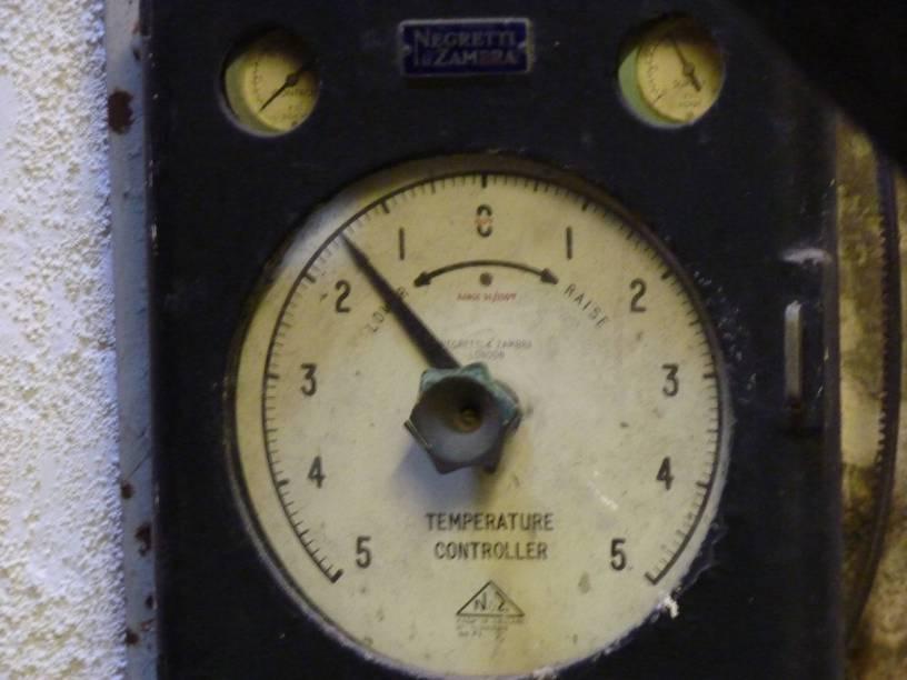 Springbank Distillery Gauge