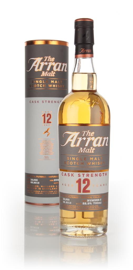 arran-12-year-old-cask-strength-batch-5-whisky