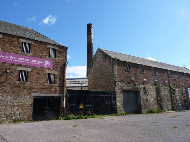 Rosebank Distillery