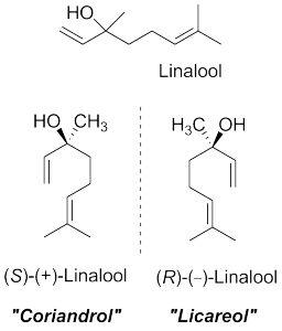 structure-of-linalool