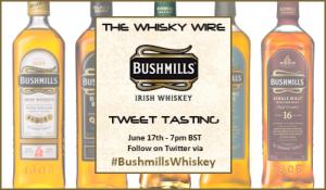 #BushmillsWhiskey