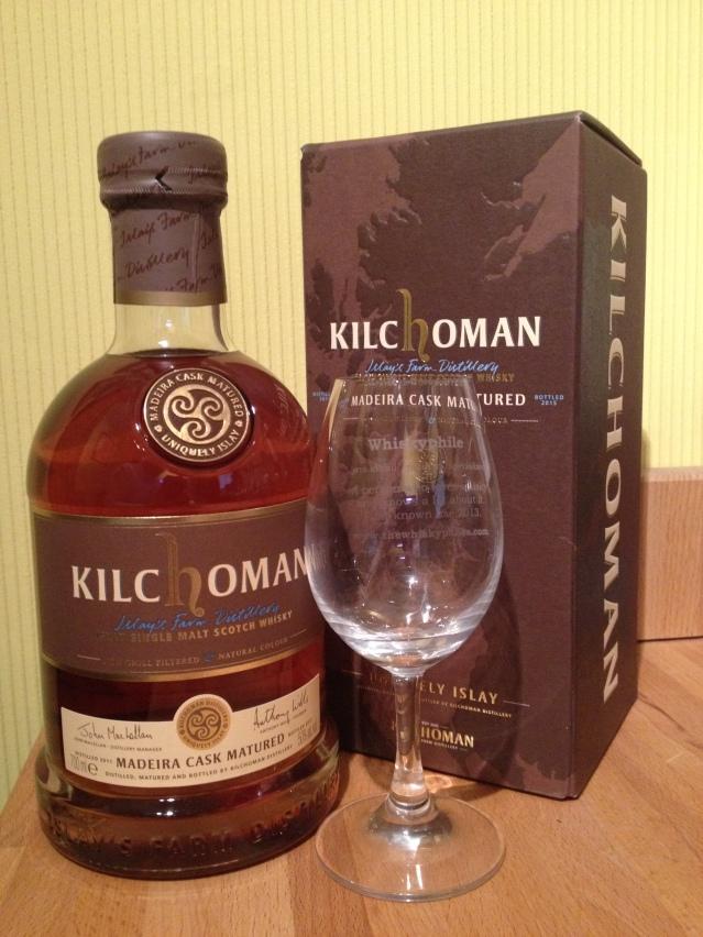 Kilchoman Madeira Cask 2011 Whiskyphiles