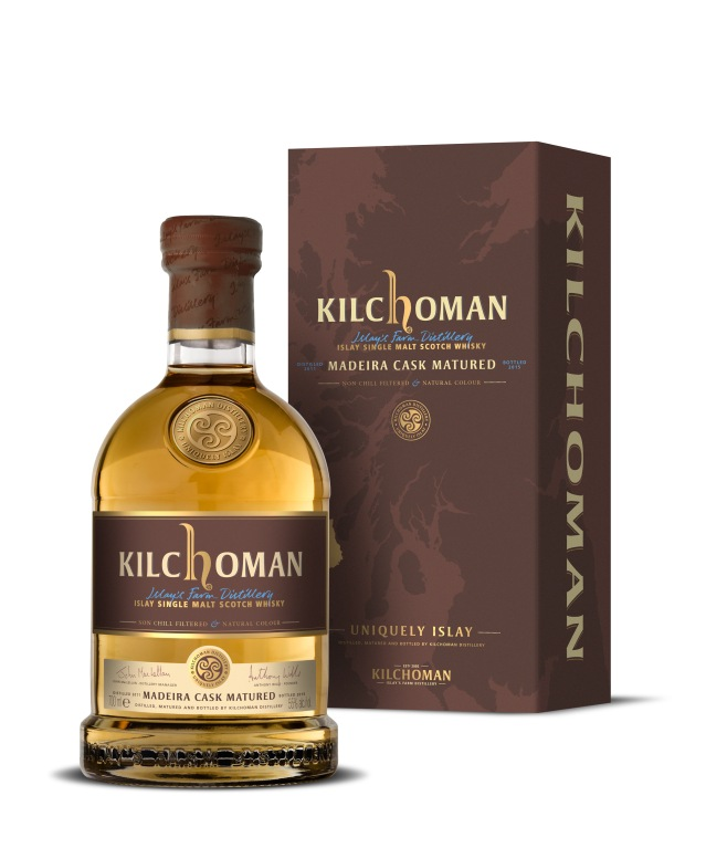 Kilchoman Madeira Cask Matured 2011