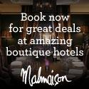 Malmaison boutique hotel Edinburgh
