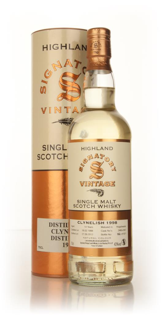 clynelish-14-year-old-1998-casks-2460-and-2461-signatory-whisky