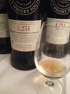 SMWS 3.251 Engineer's work-bench in a boatyard