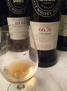 SMWS 66.76 Guilty pleasure