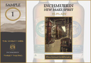 Inchmurrin new make spirit