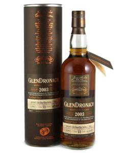 TGWS Glendronach 50th 3rd release