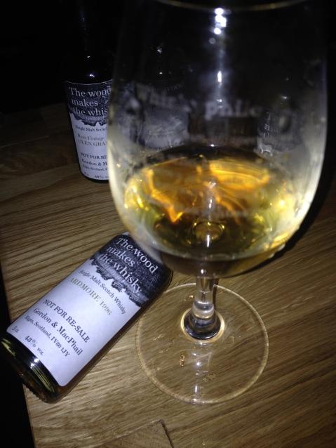 Ardmore 1996 (bottled 2013) (Gordon & MacPhail)