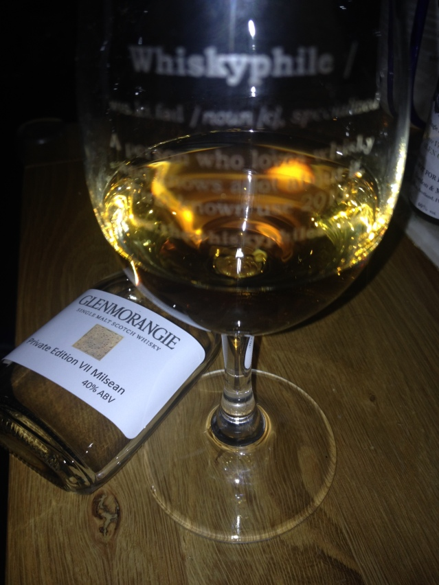 Glenmorangie Milsean The Whiskyphiles