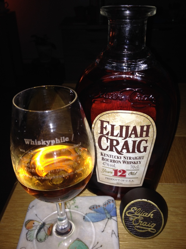 Elijah Craig 12 Years Old Kentucky Bourbon