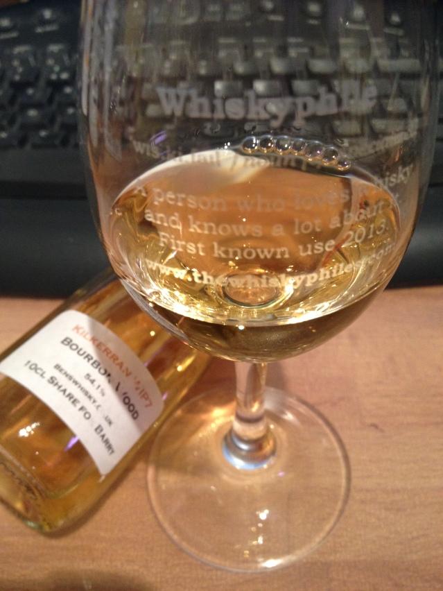 TW Kilkerran WIP7 Bourbon