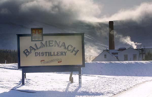 Balmenach-Distillery