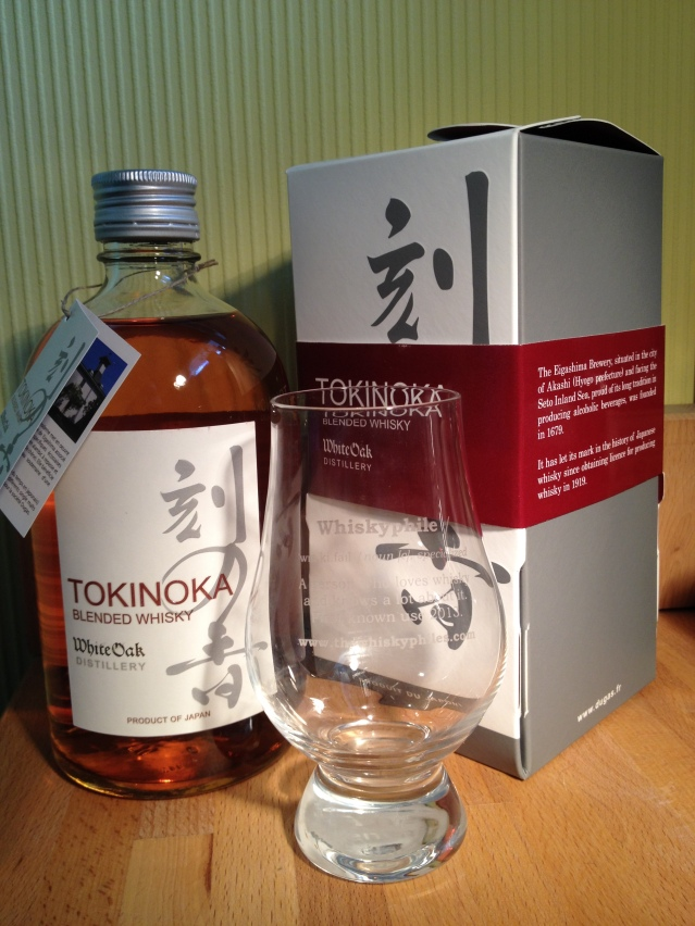 White Oak Tokinoka Blended Whisky TW