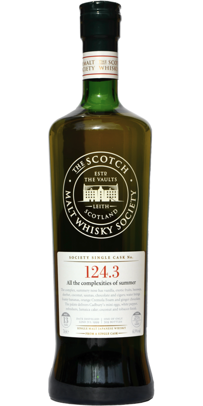 SMWS-124.3 All the complexities of summer