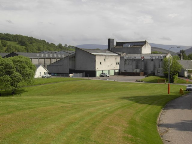 Tamnavulin-Distillery