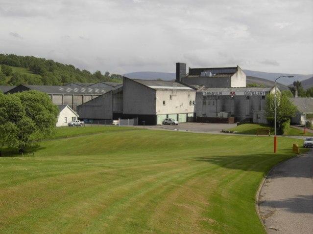 Tamnavulin-Distillery