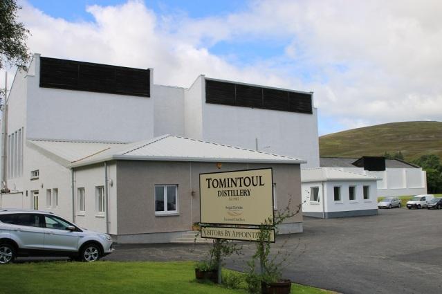 Tomintoul-Distillery