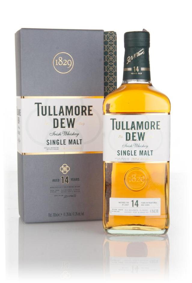 tullamore-d-e-w-14-year-old-single-malt-whisky
