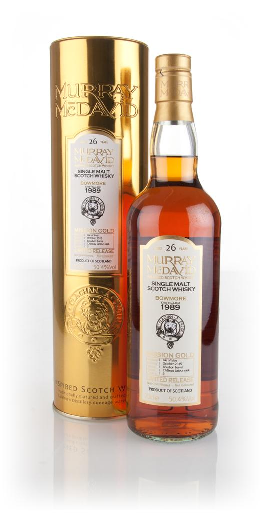 bowmore-26-year-old-1989-cask-3-mission-gold-murray-mcdavid-whisky