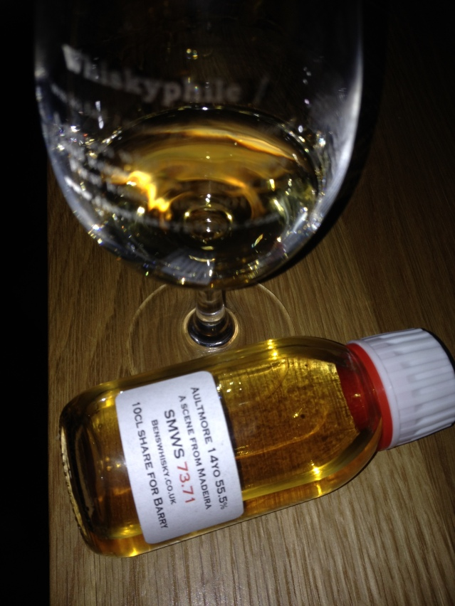 TW SMWS 73.71 A scene from Madeira