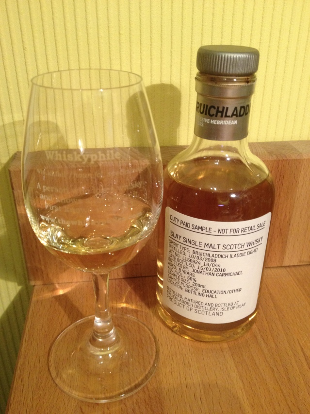 TW Bruichladdich The Laddie Eight