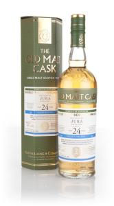 jura-24-year-old-1992-cask-12288-old-malt-cask-hunter-laing-whisky