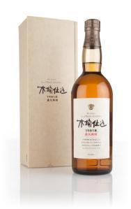 suntory-1981-kioke-shikomi-whisky