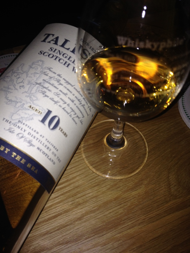 The Whiskyphiles Talisker 10 Years Old