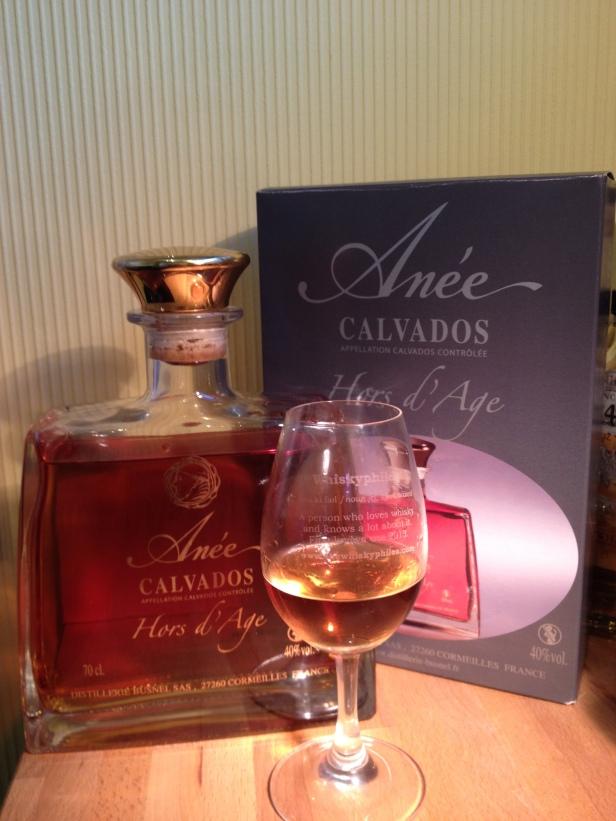 Anée Calvados Hors d'Age