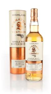 benrinnes-18-year-old-1997-casks-3008-and-3009-signatory-whisky
