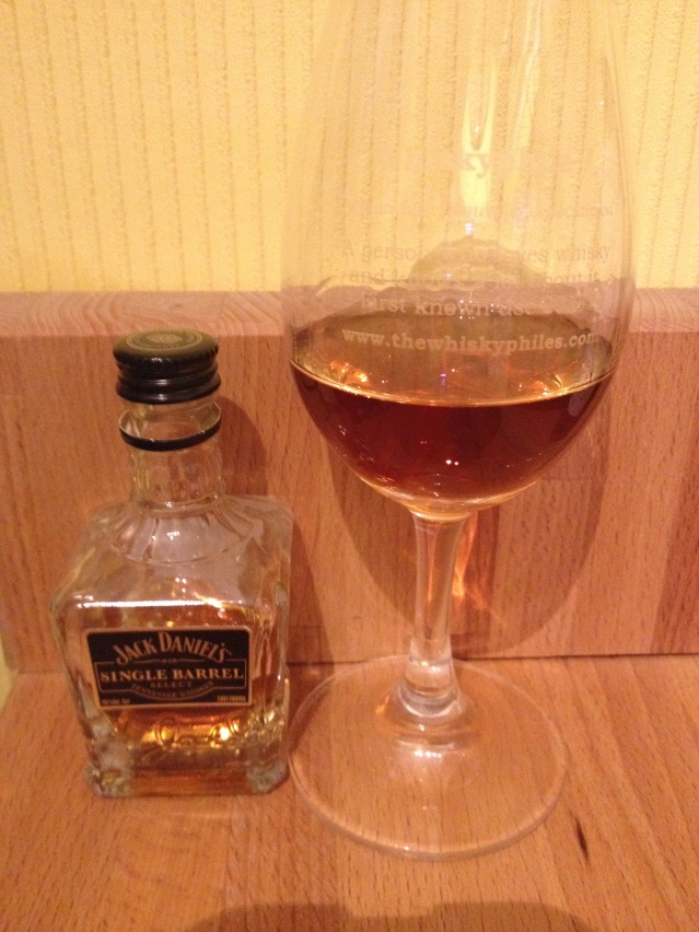 The Whiskyphiles Jack Daniel's Single Barrel